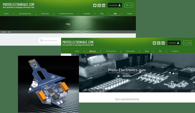 extraits site v2 ProtoElectronique